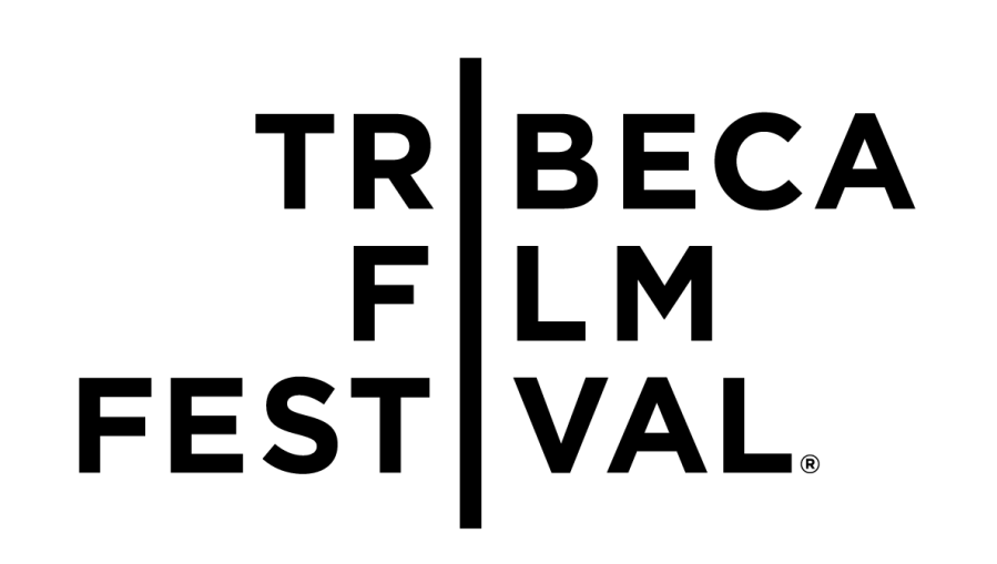logo of the Tribeca Film Festival where LA 92 a documentary using archival footage will feature