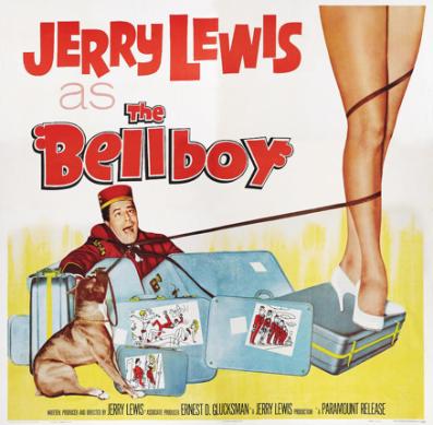 Jerry Lewis Bellboy